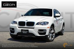 2013 BMW X6 xDrive35i M PACKAGE | NAVIGATION | RED LEATHER |