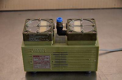 Ulvac Sinku Kiko Diaphragm Vacuum Pump Da-5d
