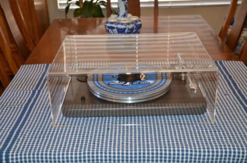 Turntable Dust Cover / Made in the USA