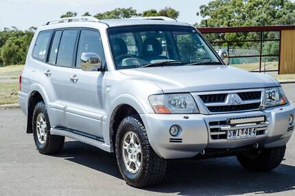 2004 Mitsubishi Pajero NP Exceed Croydon Maroondah Area Preview