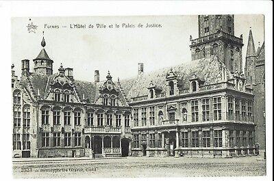 CPA - Carte postale -Belgique -Veurne - Hôtel de Ville  - S868