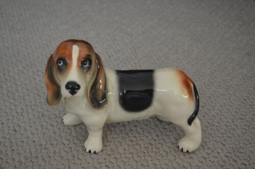 Coopercraft Porcelain Dog - Basset Hound