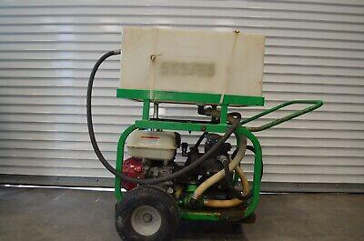Rice Hydro Dph-3b Hydrostatic Test Diaphragm Pump With Wheel Handle Kit