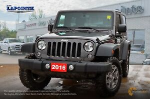 2016 Jeep Wrangler Rubicon 2016 Jeep Wrangler Unlimited Rubic...