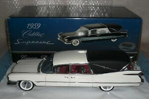 1959 Cadillac Hearse diecast model, this is the big gun**