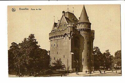 CPA-Carte postale-Belgique- Bruxelles- Porte de Hal   VM2410