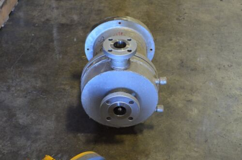 """Kontro Magnetic Drive Pump Model H Stainless Steel SS, 2"""" x 2"""", 3600 RPM, 65 GPM"""