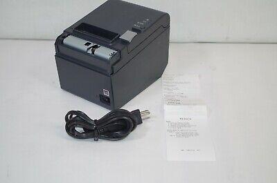 Epson Network Thermal POS Receipt Printer TM-20 USB