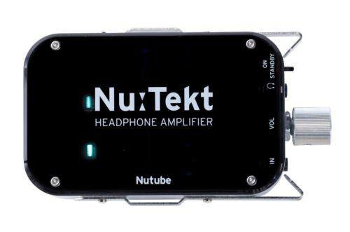 Nu:Tekt HA-kit - portable headphone amp using the Korg nutube
