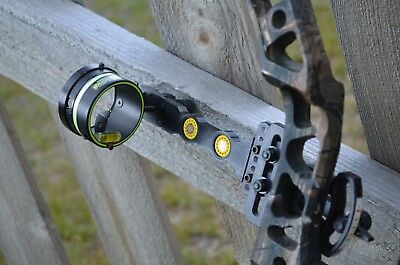 4.0 Target Version Sight Extension for HHA Sights Hha Archery Sights