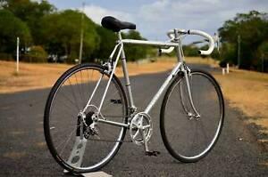 Sekai 500 Standard vintage Japanese Tange/Yamaguchi Touring Bike