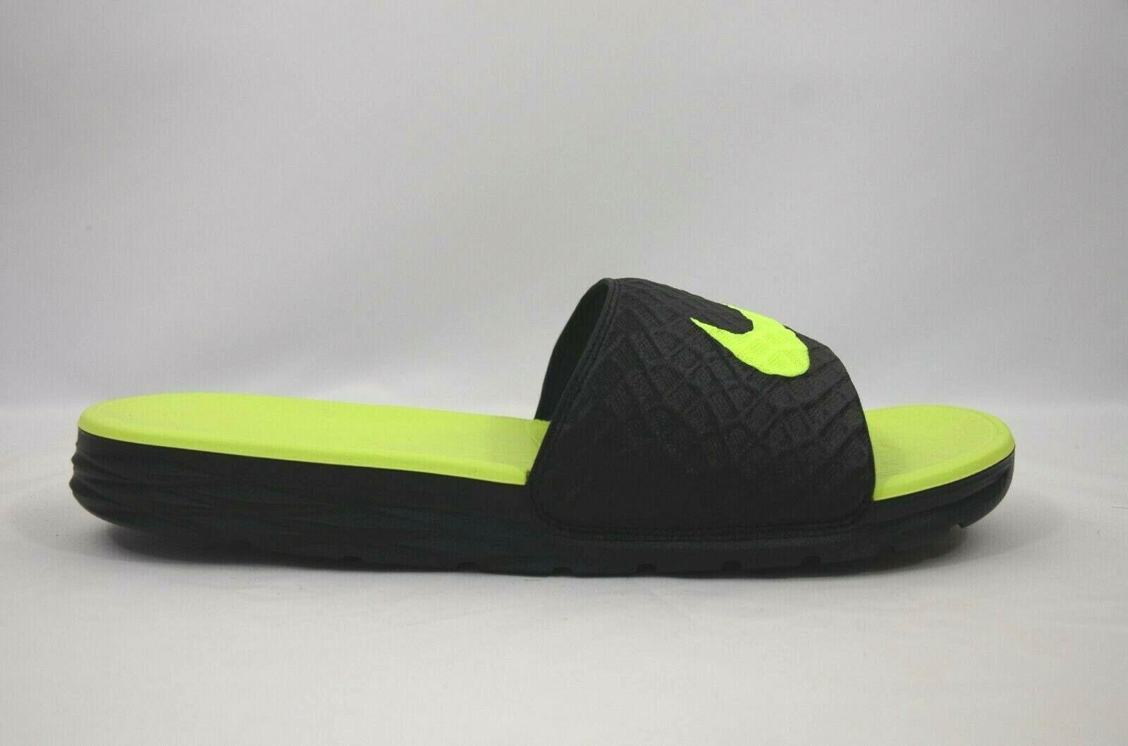 Men's Nike 'Benassi Solarsoft 2' Slide Sandal, Size 15 M - B