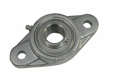 Ssucfl205-16 Sucsfl205-16 1 Bore Stainless 2 Bolt Flange Block Bearing Unit