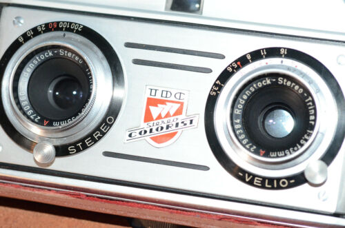 Bell & Howell Stereo Colorist - Nice One - Tested