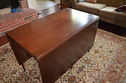 Mahogany Gateleg Table