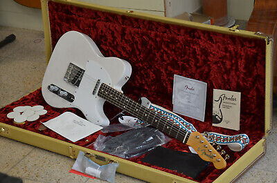FENDER TELECASTER JIMMY PAGE VINTAGE 1959STYLE*NEW RARE MODEL*VERY COOL*TOP TONE