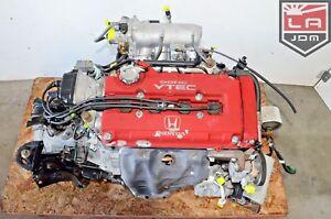 JDM HONDA B18C INTEGRA TYPE R 98+SPEC ENGINE TRANSMISSION IS NOT INCLUDED