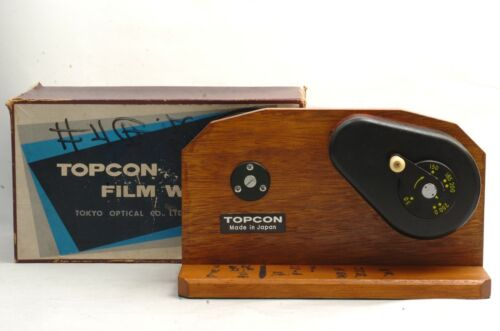 @ Ship in 24 Hours! @ Rare Box Set! @ Topcon Film Winder for Bulk 250 Film