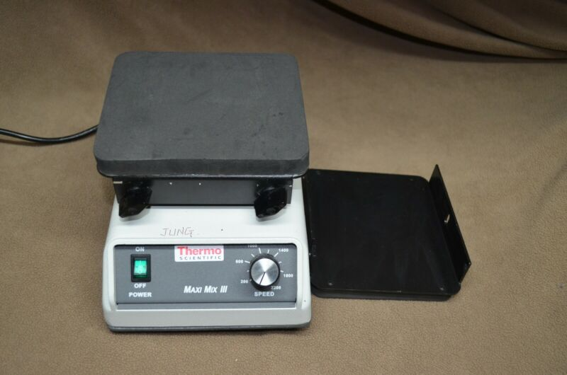 Thermo Scientific MaxiMix III Vortex Mixer