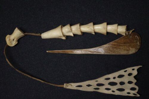 Game - Reindeer Bone - Metis - Canada - Early 20th C. Native American