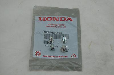 4x Honda Acura Disc Brake Rotor Screw OEM  all models 1980-201 93600-06014-0H