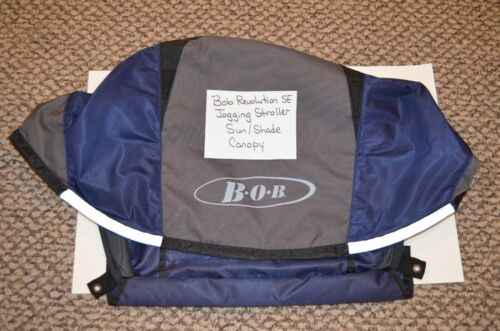 Bob Revolution SE Jogging Stroller - Canopy / Sun Shade Cover - Replacement Part