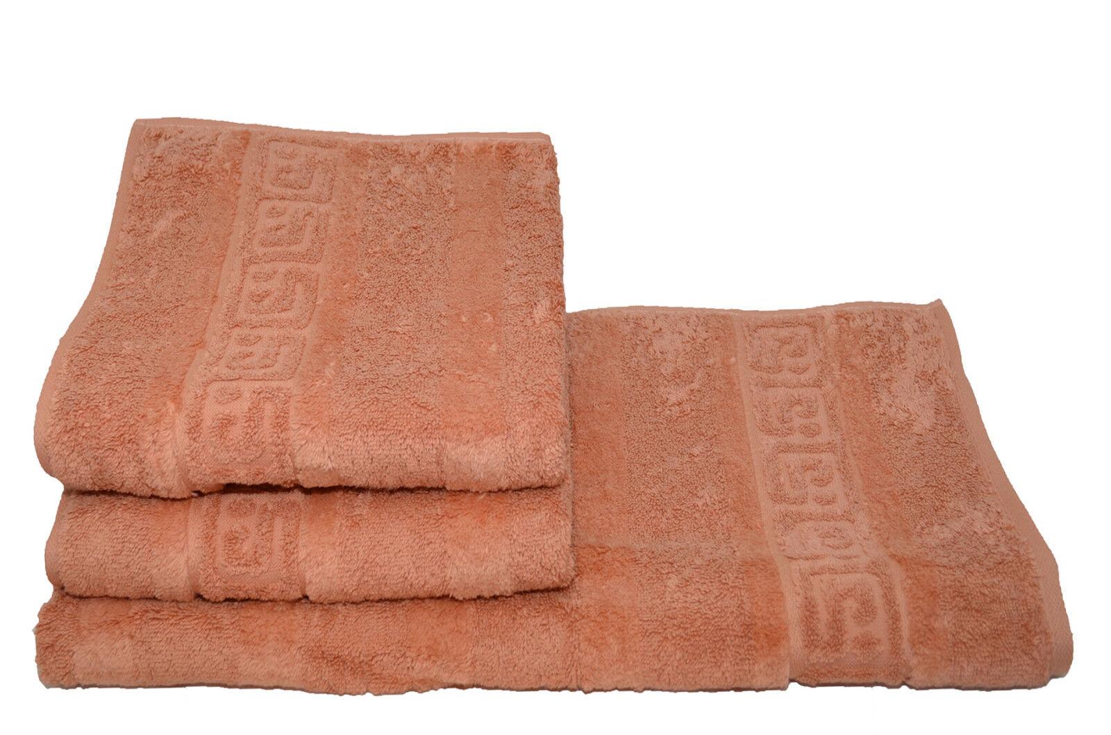 Cawö Noblesse 2 x Handtuch Gr. 50 x 100 / 369 zimt Duschtücher online kaufen neu