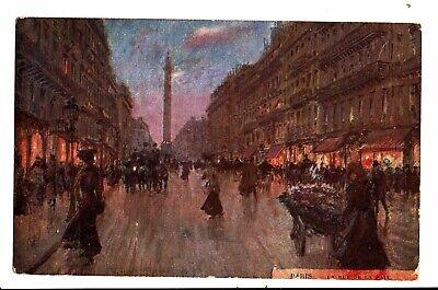 CPA-Carte postale-France - Paris - Rue de la Paix - VM4168