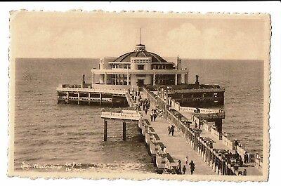CPA - Carte Postale-BELGIQUE-  Blankenberge Le Pier -- S3085