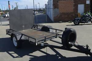 Trailer 8 x 5 with ramp, Good for quads and bikes South Nowra Nowra-Bomaderry Preview