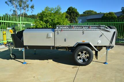 2015 Extreme Off-Road Camper Voyager II Compaks Series Deception Bay Caboolture Area Preview