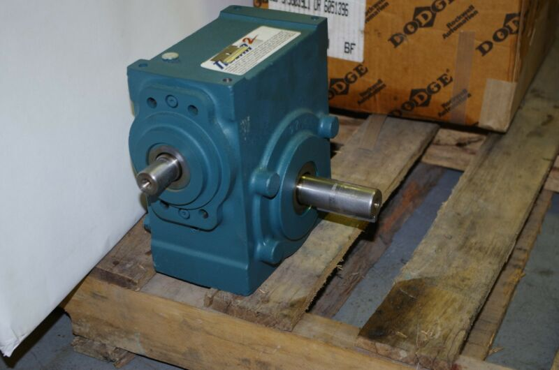 DODGE TIGEAR GEAR SPEED REDUCER  26S15R  RATIO: 15:1   TORQUE: 1708 IN.LBS  NEW