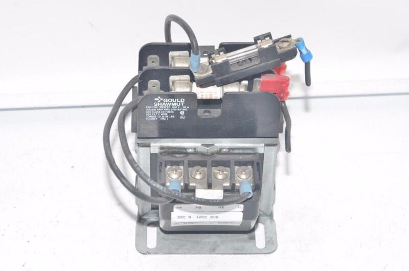 GE Transformer 9T58K2873G48 1 Ph 60 Hz FERRAZ SHAWMUT FUSE HOLDER 30322R
