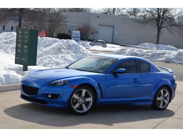 Imagen 2 de Mazda RX-8  blue