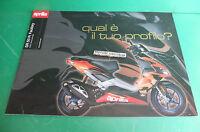 Aprilia Sr 50 R Factory Scooter Racing Catalogo Brochure Depliant Catologue -  - ebay.it