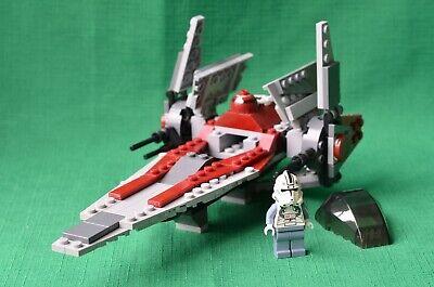 Star Wars Lego Set 6205 - V-Wing Fighter (Year 2006)