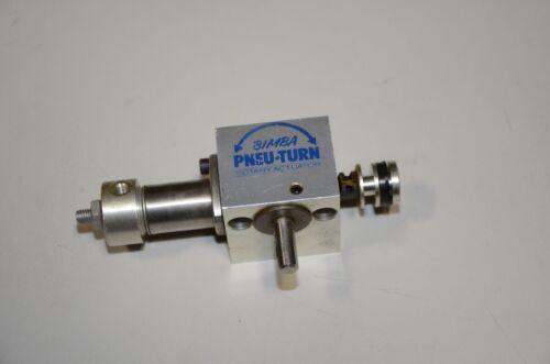 Bimba Pneu-Turn Pneumatic Rotary Actuator 3/4 Stroke