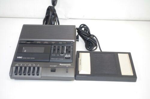 Panasonic RR-830 Standard Cassette Tape Transcriber