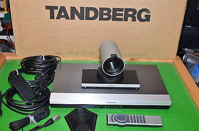 Tandberg Cisco C40 Ttc6-11 Ttc8-02 1080p 12xs Hd Camera Msnpp Cts-c40-k9