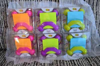 One Post-it Pop Up Note Dispenser 3 X 3 Free Shipping