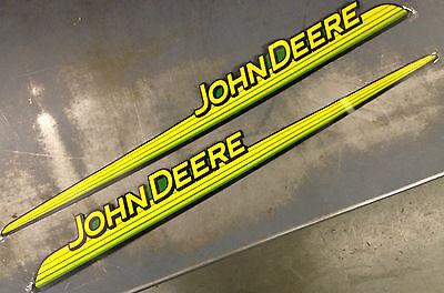 JOHN DEERE Hood Top Decals M145994 M145995 ...