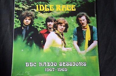 "Idle Race Jeff Lynne BBC Radio Sessions 1967- 1969 12"" vinyl LP New + Sealed"