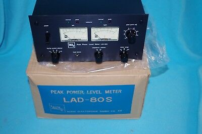 Lad 80S UV Meter - Audio Electronic GmbH / Wie Neu Fisher Audio
