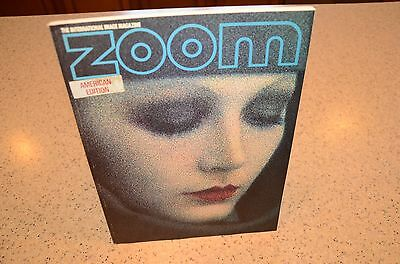 1982 Zoom Magazine American #14 Mccartney Beatles Lennon Harrison Jones