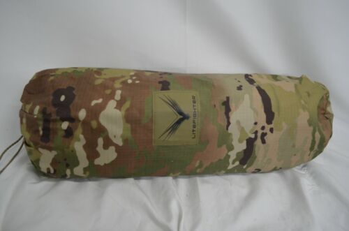 BRAND NEW Litefighter 1 Multicam/Ocp Army Tent Nsn 8340-01-628-8855 One Man Tent
