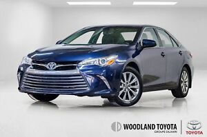 2015 Toyota Camry GPS / CUIR / TOIT / MAGS / 39000 KMS