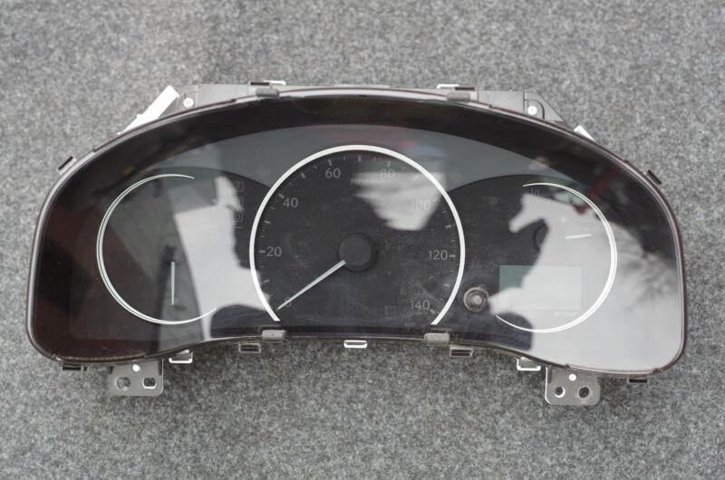 2014 LEXUS CT 200h 1.8 Petrol Instrument Cluster MPH Speedometer 83800-76470