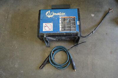 Miller Cst 280 Stick Welder Electric 220-230460-575v Dinse-style
