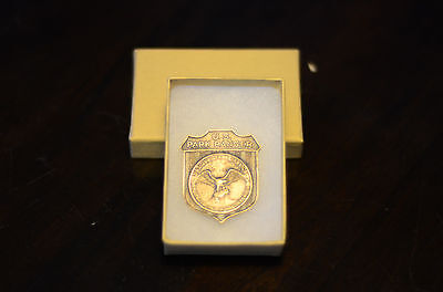 National Park Service Ranger Badge NPS Exact Replica Historic Vintage
