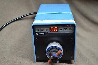 Scilog Accu Digital Variable Speed Continuous Duty Metering Pump
